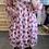 Thumbnail: Robe ample fleurie