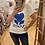 Thumbnail: T-shirt AMOUR bleu roi
