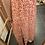 Thumbnail: Robe longue fleurie rouge