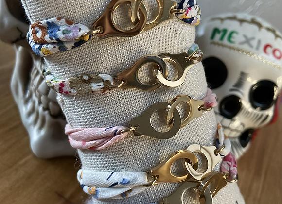 Bracelet menottes Liberty
