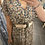 Thumbnail: Robe longue bleue fleurie