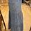 Thumbnail: Robe longue fleurie bleue