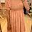 Thumbnail: Robe courte fleurie rose