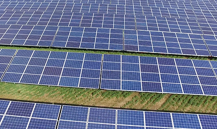Solar Panel drone UAV inspection