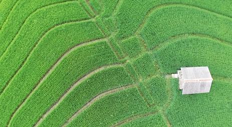 Land survey drone UAV