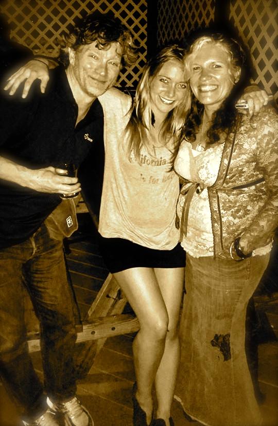 Bob, Colleen and LB