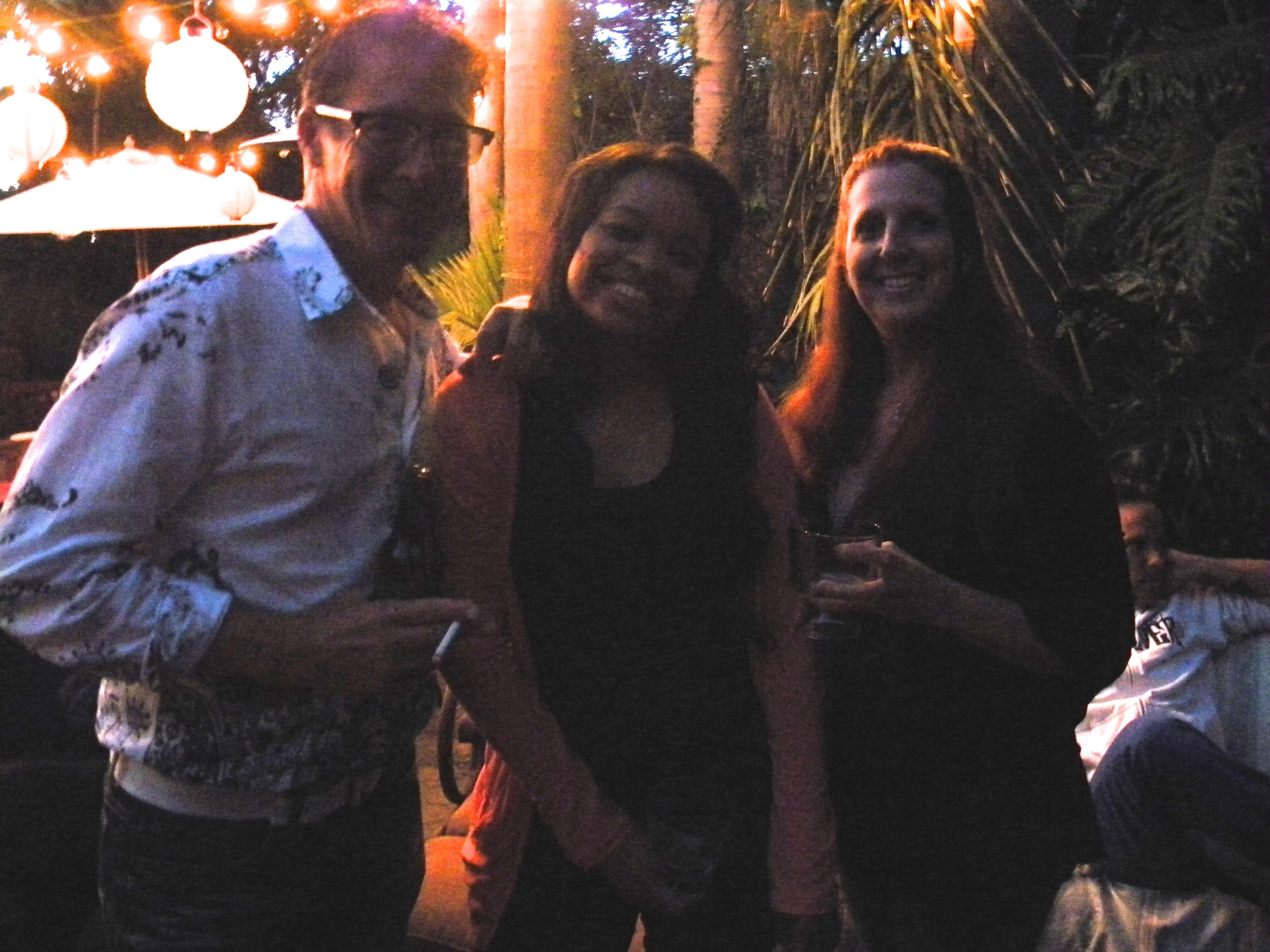 Thomas, Stephanie and Marianne