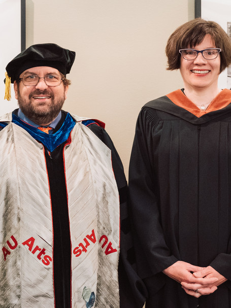 AUA President at 2019 Convocation