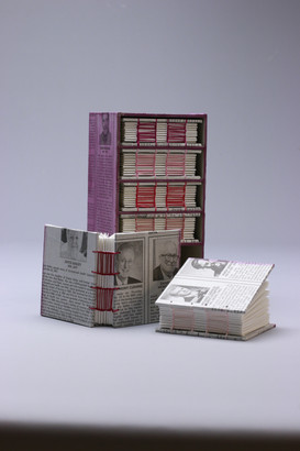 6 Miniature books