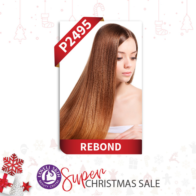 Hair Rebond