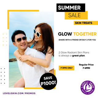 Glow Together Promo