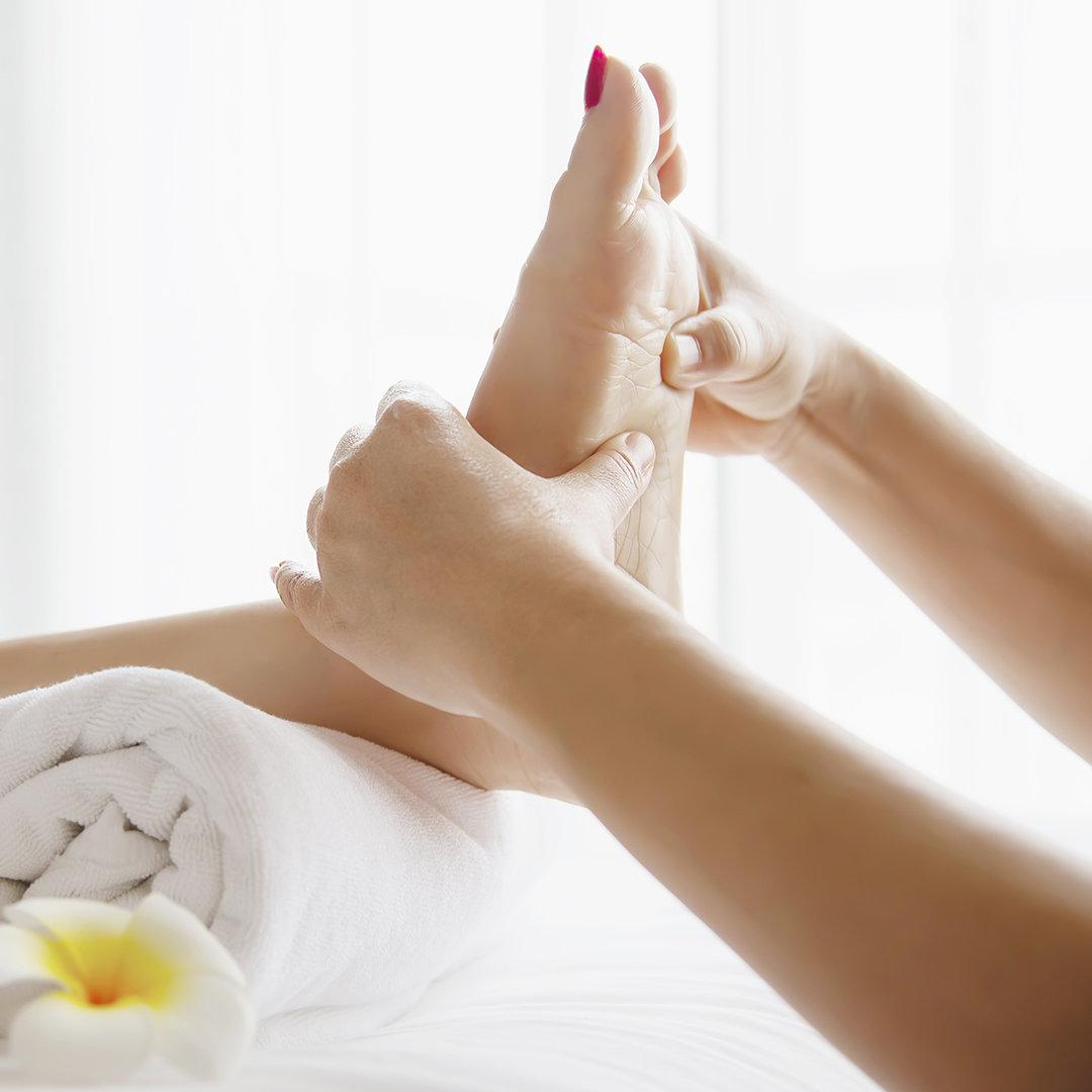 Therapeutic Foot Massage