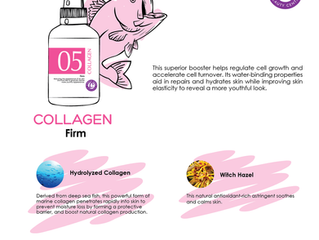 Keep your skin hydrated throughout the day with Collagen Wonder Booster