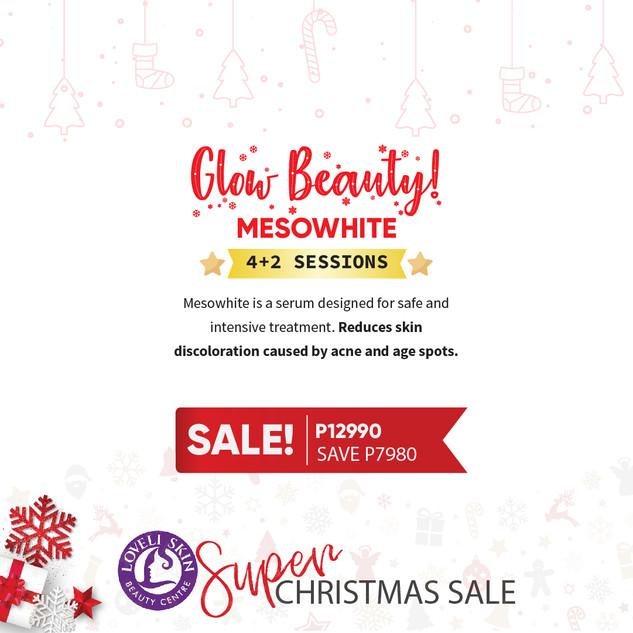 Mesowhite 4+2 Promo