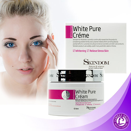 Skindom White Pure Cream