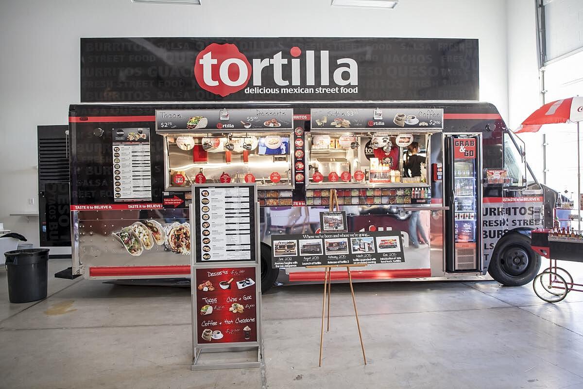 Tortilla Food Truck Columbus Ohio