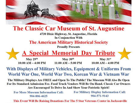 A Special Memorial Day Tribute