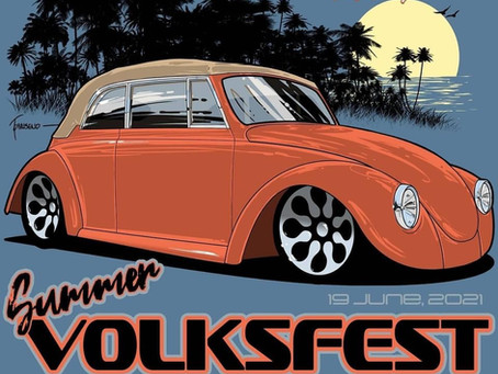 Summer Volksfest Show & Swap Meet   June 19th (9am-3pm)