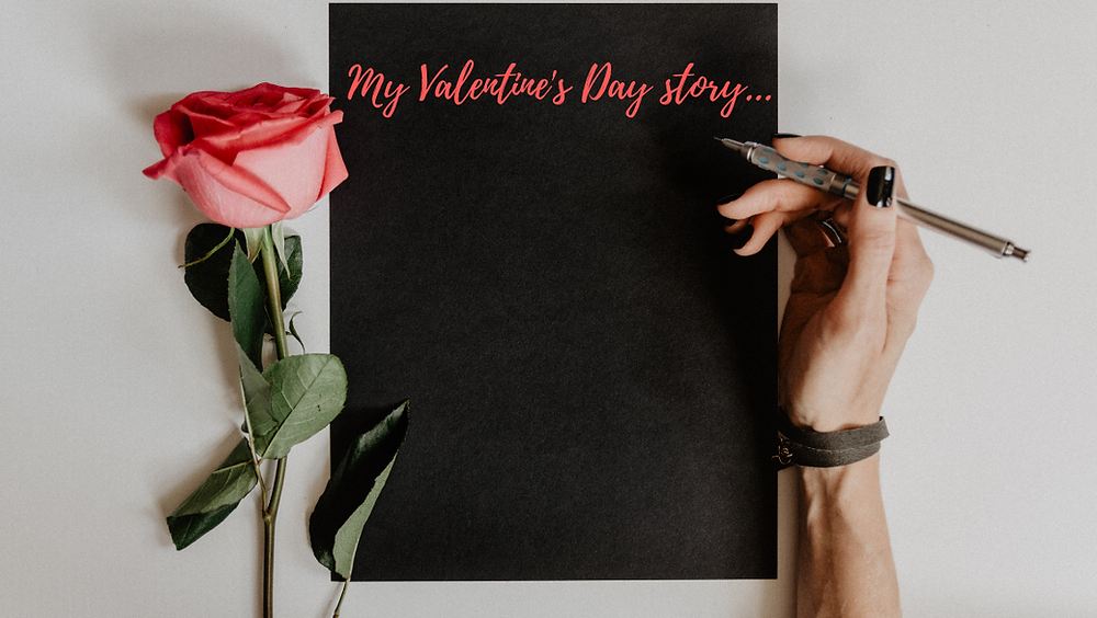 7 writing exercises for your Valentine's Day