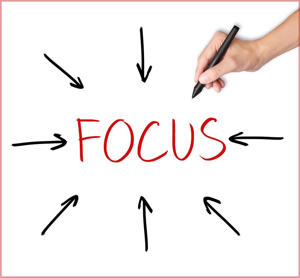 Hall Benefits, LLC 2020 Theme - Focus