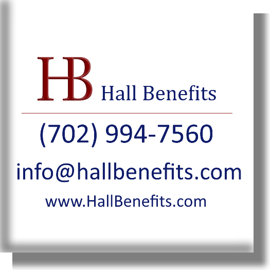 Hall Benefits, LLC Social Media Logo sm