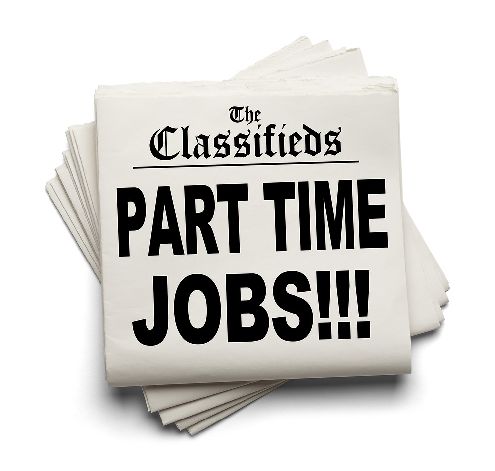 Part-Time Jobs - Not Full-Time
