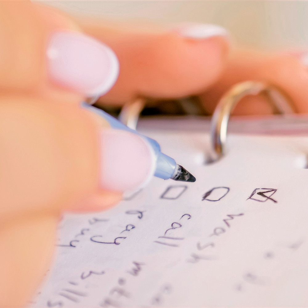 Hall Benefits, LLC Life Insurance-To Do List