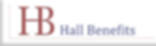 Hall Benefits Logo Plaque