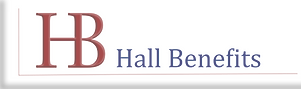 Hall Benefits Logo Plaque