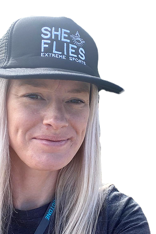 She Flies Cap