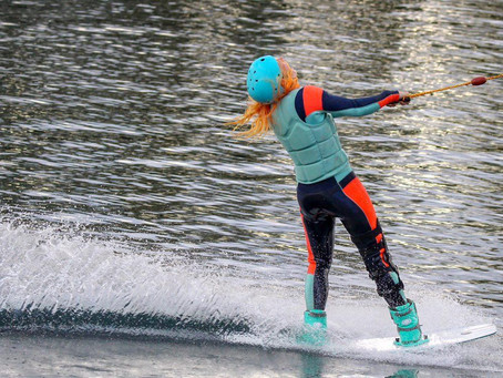 Watch: Wakeboard Competition Day
