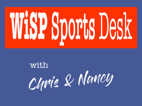 LISTEN: She Flies on the Women In Sport Podcast