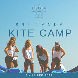 SRI LANKA KITE CAMP
