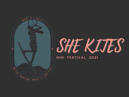 She Kites Mini Festival 2021, UK