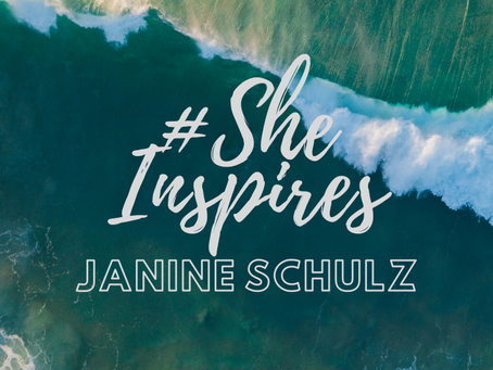 Janine Schulz | Getting a beast in the water