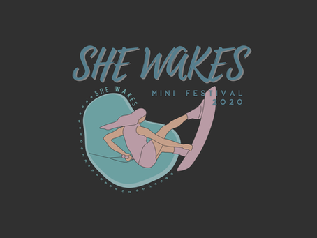 She Wakes 2020 | New Forest Water Park, UK
