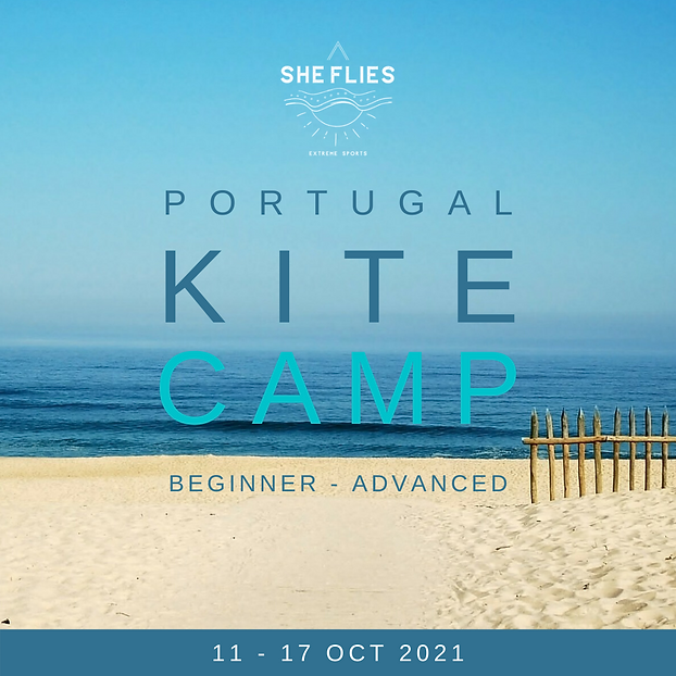 PORTUGAL WOMENS KITE CAMP