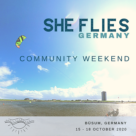 She Flies Germany: Community Special