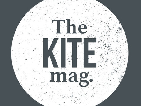 Read: We're in the Kite Mag.