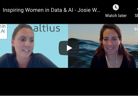 A Webinar: Women in Extreme Sports, Data & Business