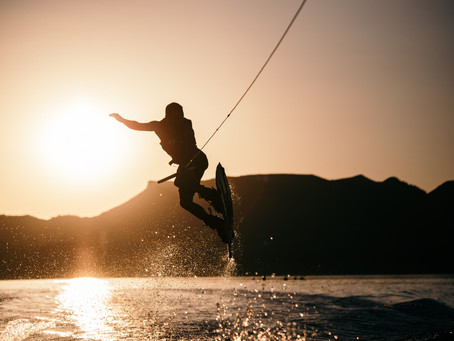 Master that pesky Wakeboard start