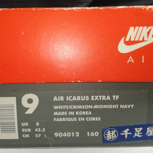 1331972bf291 Nike air Icarus extra USA Track and field size 9us 42.5eur