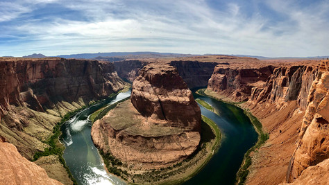 Natural Wonders of Page: Horseshoe Bend