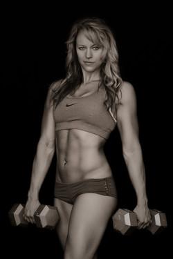 Fitness Portrait Session