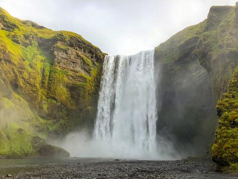 My Top 3 Waterfalls
