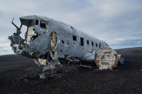 Sólheimasandur Plane Crash – Iceland's Most Interesting Places
