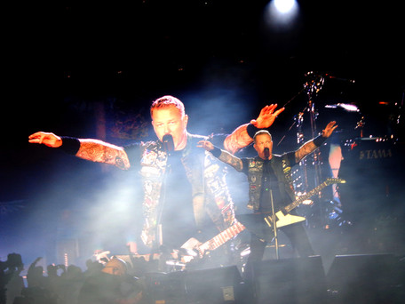 Metallica at Rock in Rio