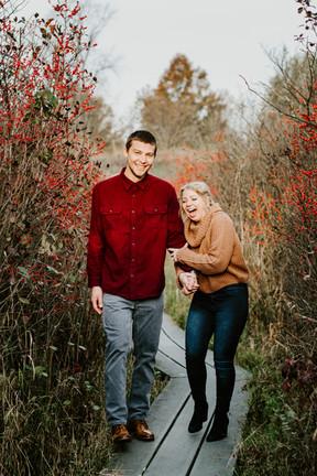Matt & Allison's Engagement Session