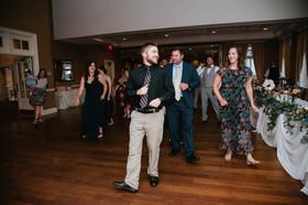 Dancing at the Pattara reception. Taken at the Arrowhead Golf Club in Wheaton, Illinois.