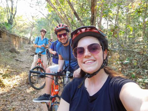 Bike Tour through the Temples